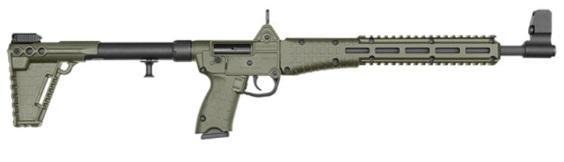 SUB-2000 MP 9MM GRN 16 17+1 - MULTI-MAG MODEL | M-LOK