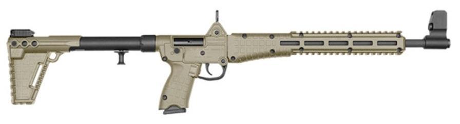 SUB-2000 MP 9MM TAN 16 17+1 - MULTI-MAG MODEL | M-LOK