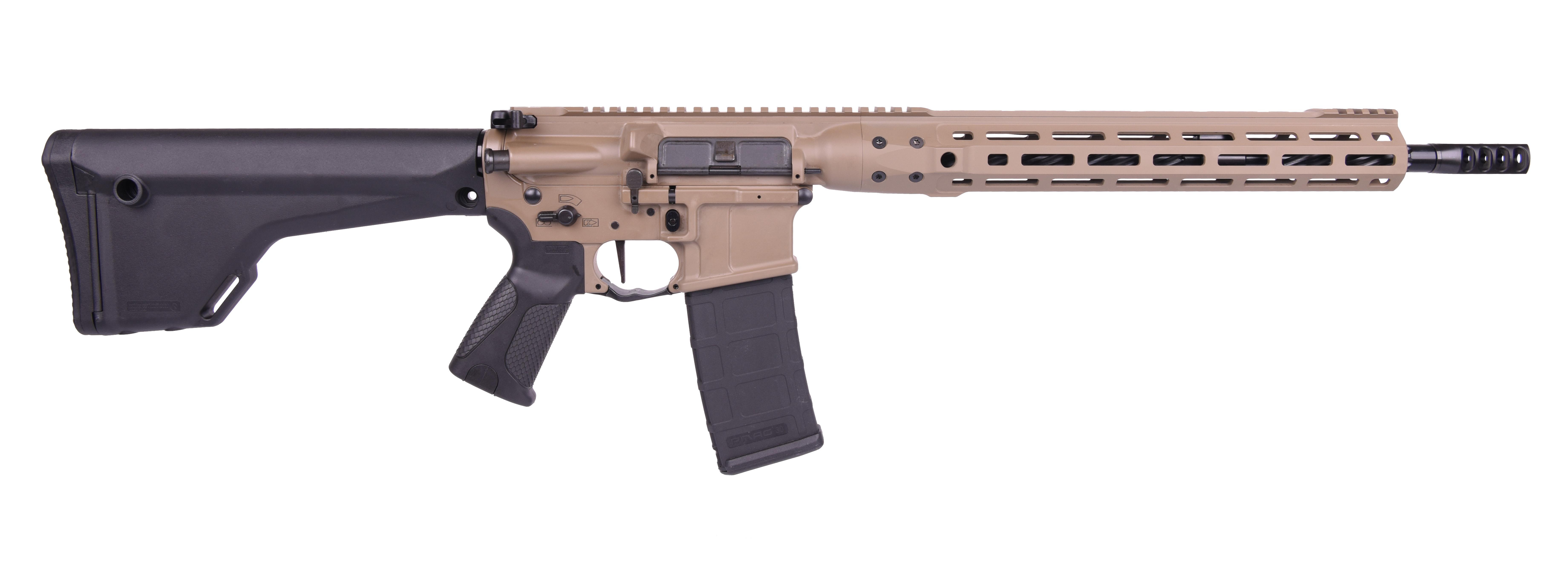 LWRC ICDIR5CK16CM LWRCI Competition 5.56x45mm NATO 16.10