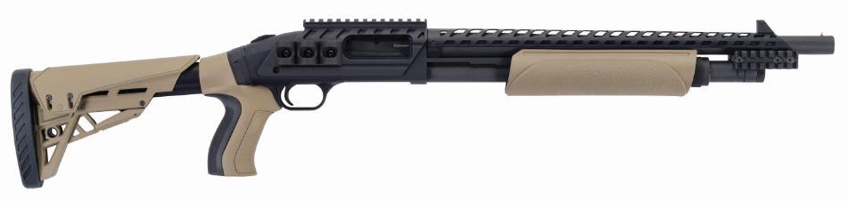 MSBRG 500 ATI TAC FDE 12/18.5 5RD