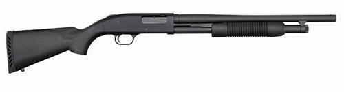 500 12/18.5 SYN SHORT STOCK - HOME DEFENSE / 6 SHOT