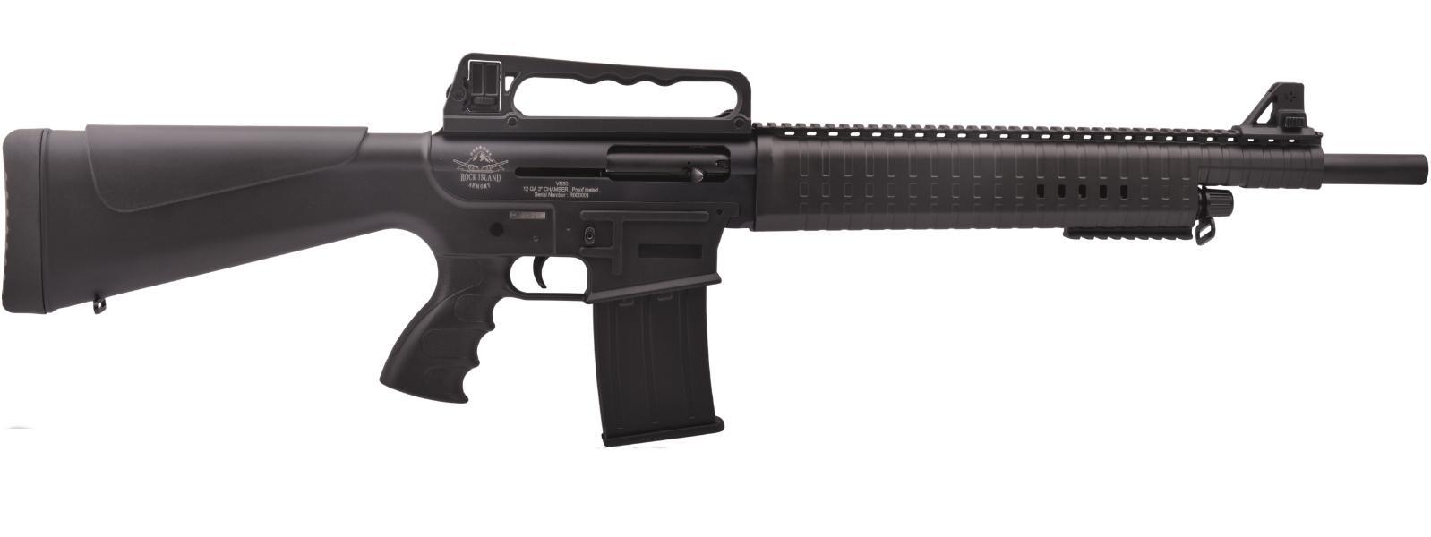 VR60 SHOTGUN 12/20 BL/SY 3 - AR-15 SEMI-AUTO SHOTGUN