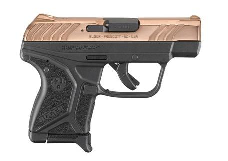 RUGER LCP II 380ACP 2.75
