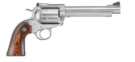 BISLEY 454CASULL SS 6.55SH AS - 0871 WOOD GRIPS / UNFLUTED CYL