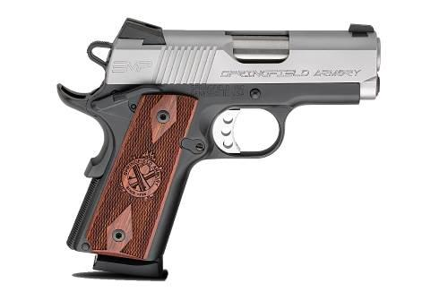 Springfield Armory PI9209LCAIGU 1911 EMP *CA Compliant* 9mm Luger Single 3