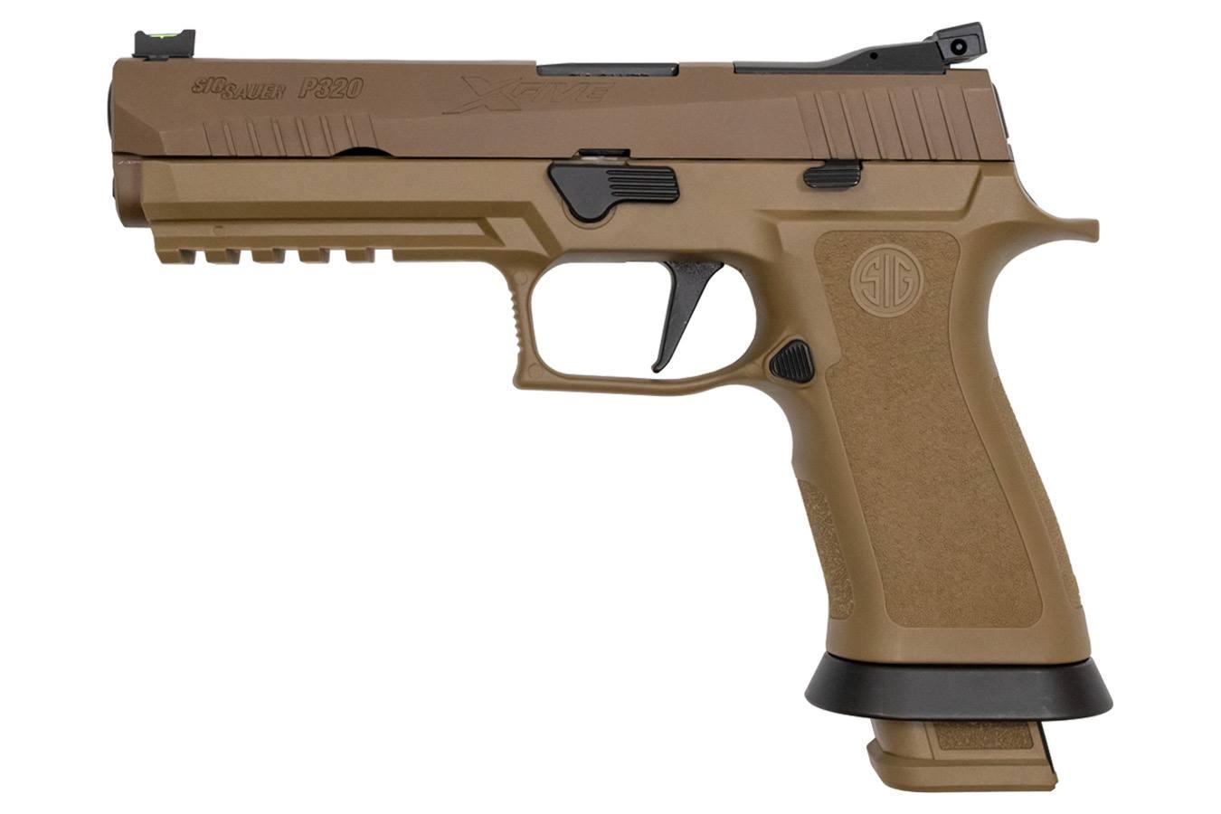 Sig Sauer 320X59BASCOY P320 Full Size X-Five 9mm Luger Double 5