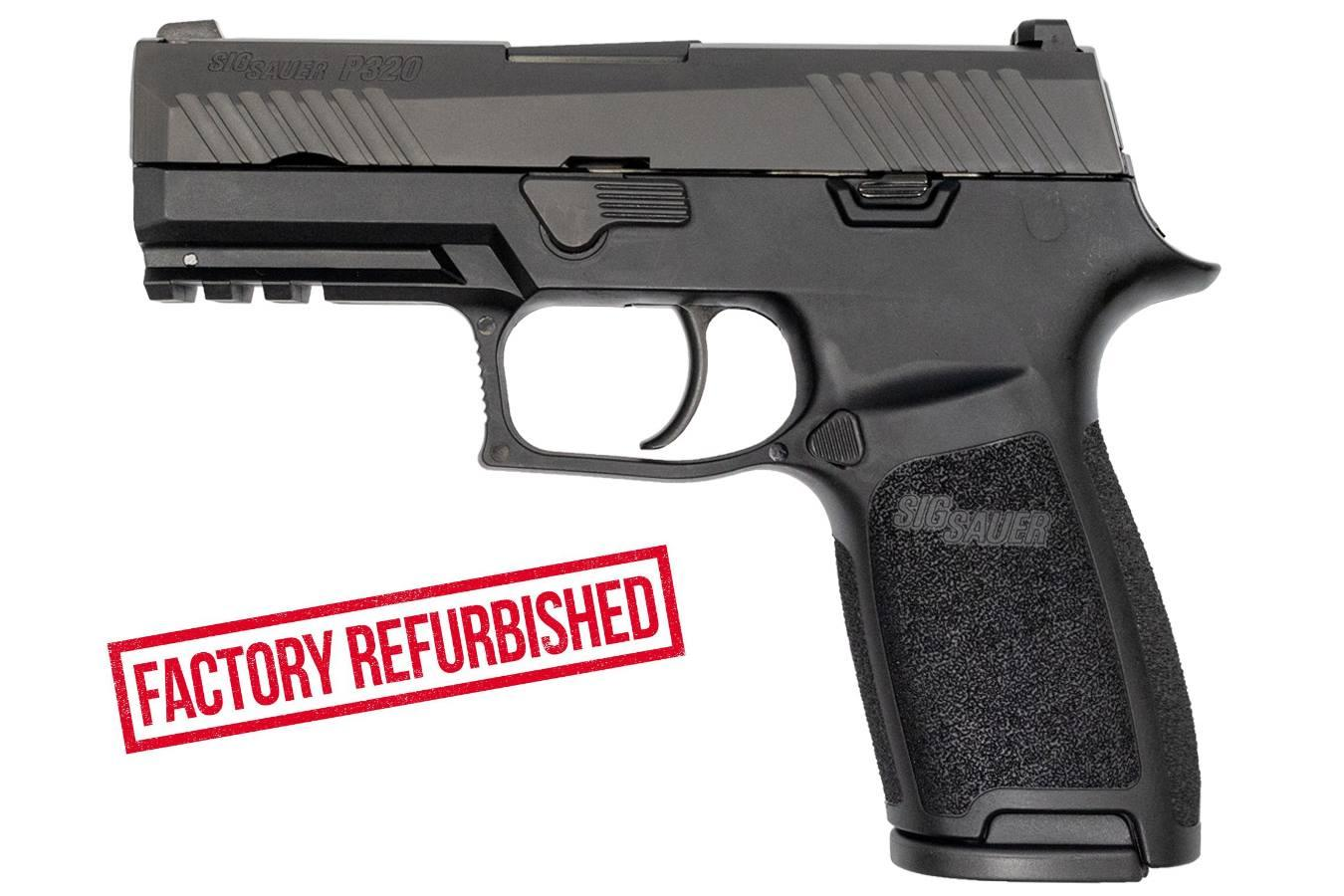 P320 CARRY 9MM SIGLITE NS USED - UD320CA-9-B1
