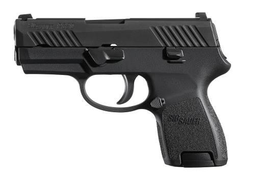 P320 SUB-COMPACT 9MM NS USED - UD320SC-9-B1 | COMPACT