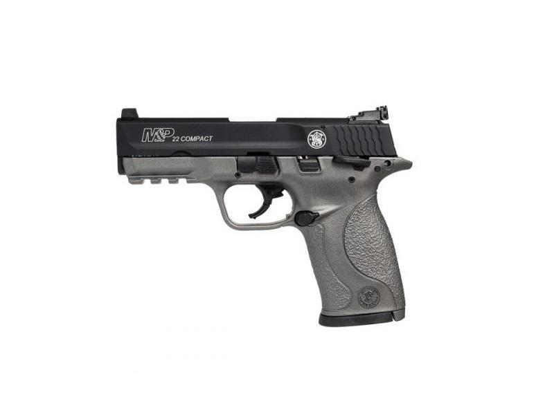 MP22 CMPCT 22LR BLK/GRAY 10+1 - 12000