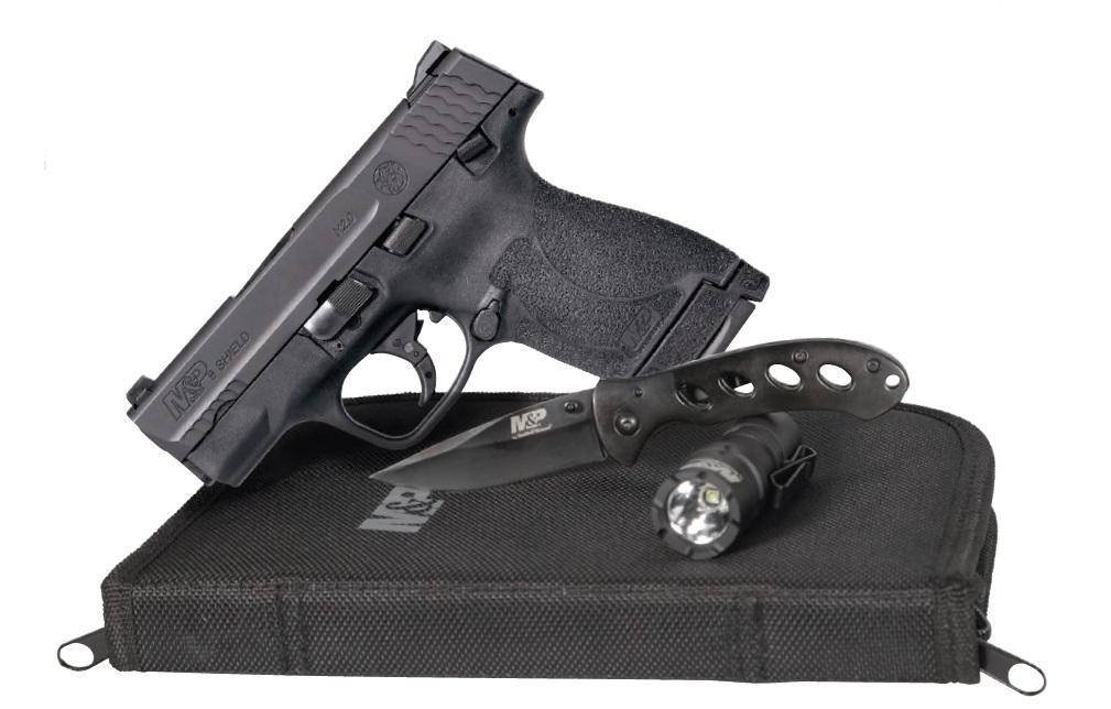 MP9 SHIELD M2.0 EDC 9MM SAFTY - 12549 | EVERYDAY CARRY KIT