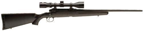 AXIS 223REM BL/SY 22 DBM PKG - 19228 | 3-9X40MM WEAVER SCOPE