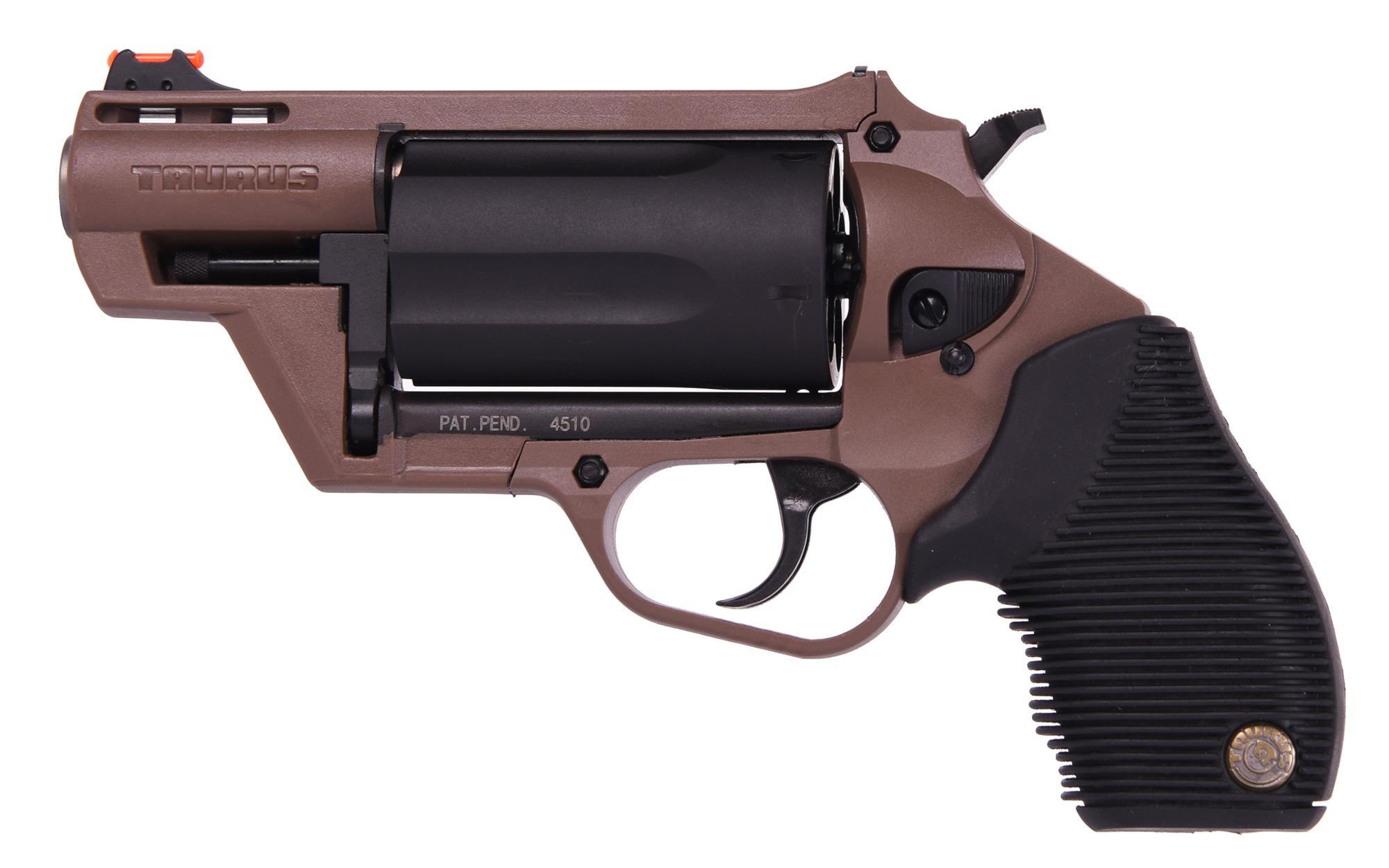 PUB DEF POLY 410/45 BROWN/BLK - 2-441021B