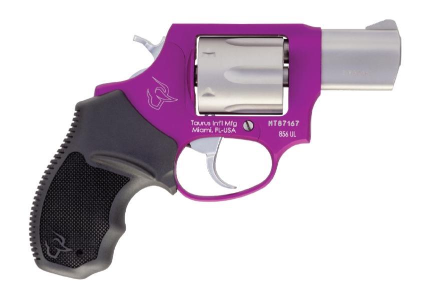 856 ULTRA LT 38SP VIOLET/SS 2 - 2-856029ULC18|FIXED SGT|6 SHOT