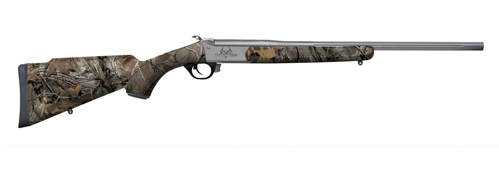 OUTFITTER G2 44MAG 22 SS     - CROMOLY FLUTED BARREL