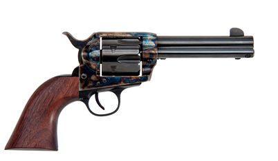 Traditions SAT73006 Frontier Revolver 357 Mag 4.75