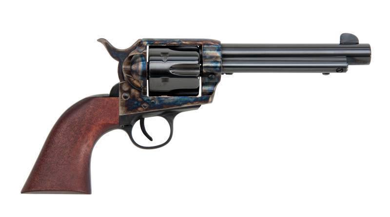 Traditions SAT73801 Frontier Revolver 44 Mag 5.50