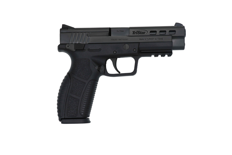 Z919 PERFORM 9MM 4.5 BLK 17+1 -