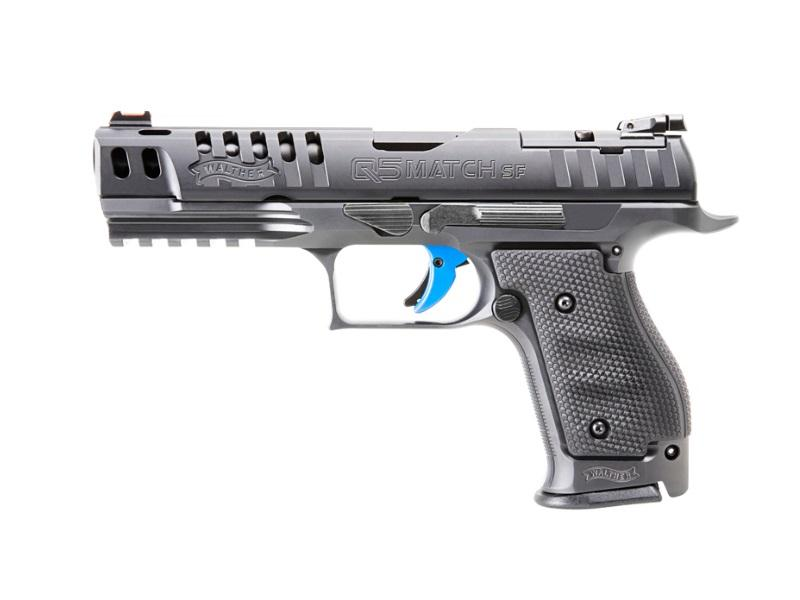 Walther Arms 2848902 PPQ M2 Q5 Match 9mm Luger 5