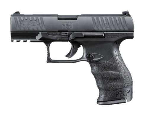 PPQ M2 9MM BLACK 10+1 4 - 2851067  STANDARD MAG RELEASE