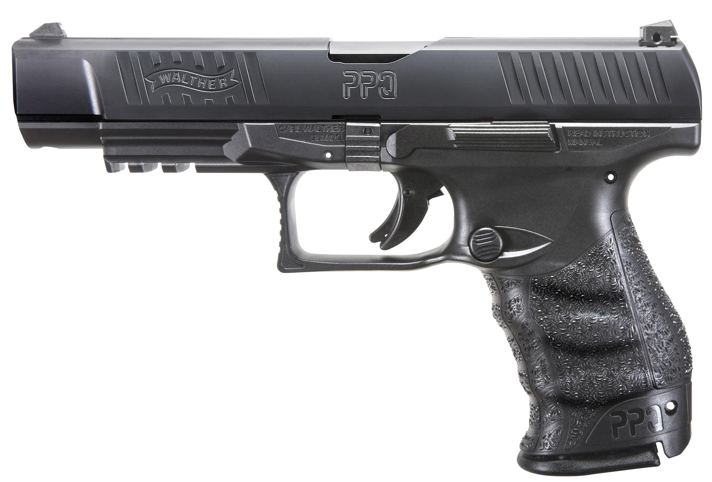 PPQ M2 9MM BLACK 10+1 5 - 2851091  STANDARD MAG RELEASE