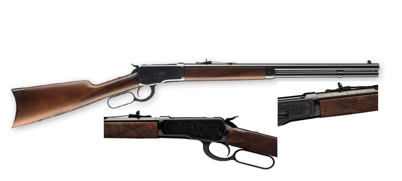 M92 SPORTER 125TH ANNIV 44/40 - 125TH ANNIVERSARY SPORTER