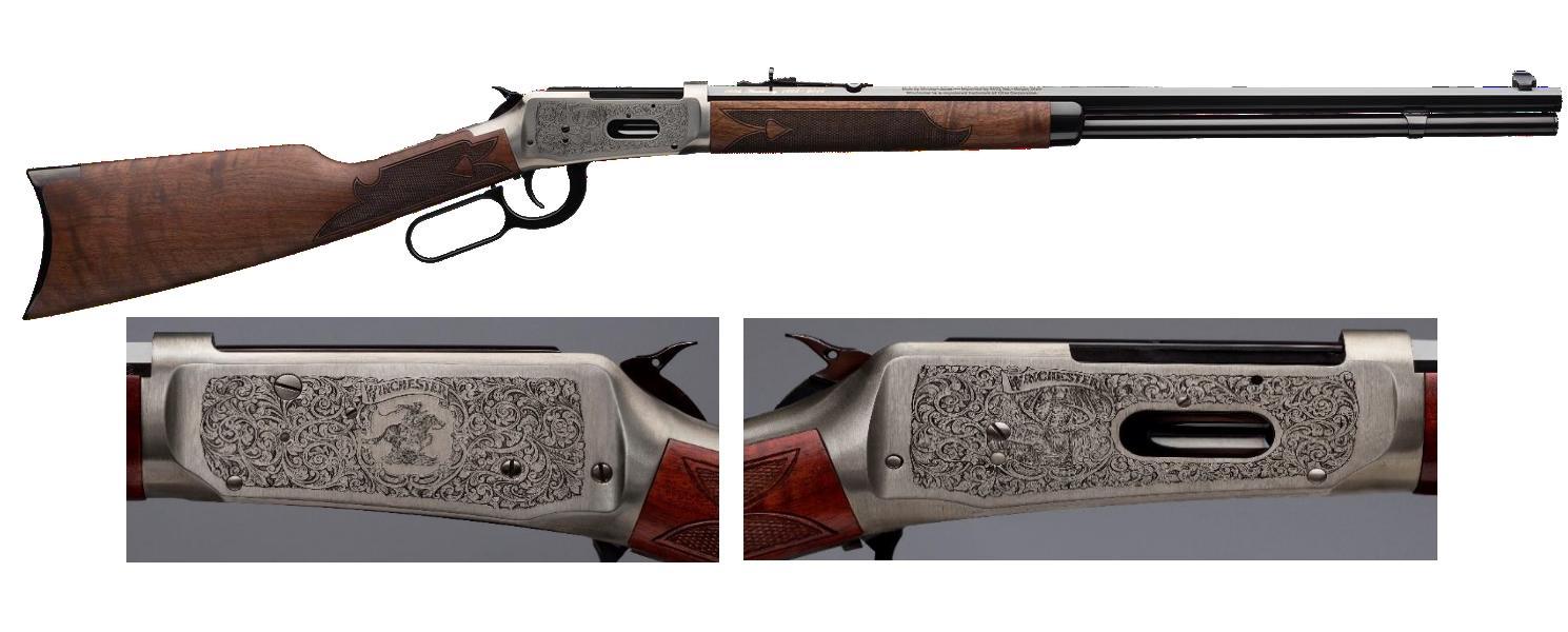 Winchester Guns 534268114 94 125th Anniversary High Grade Lever 30-30 Winchester 24