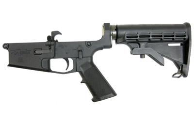 CMMG LOWER COMPLETE 308 W/6-POS STK
