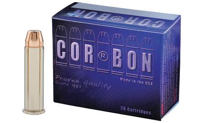 CORBON 357MAG 110GR JHP 20/500