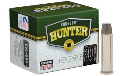 CORBON 357MAG 200GR HC HUNT 20/500