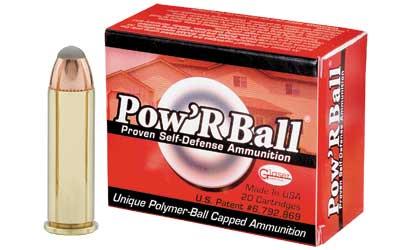 CORBON POW'RBALL 38SPL+P100GR 20/500