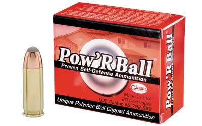 CORBON POW'RBALL 38SUP+P100GR 20/500
