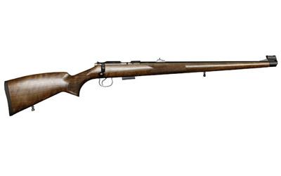 CZ 455 FS 22LR WALNUT/BL 5RD