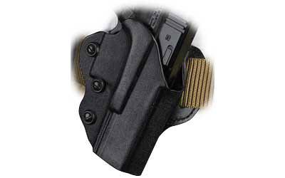 Desantis Gunhide 042KAB2Z0 Facilitator  Black Kydex OWB fits Glock 17,22,31 Right Hand