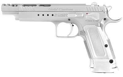 EAA WIT GOLD 9MM 18RD CHR 3PT COMP