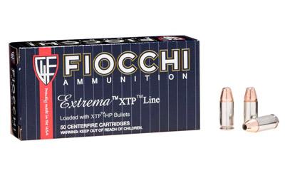 FIOCCHI 9MM 147GR XTP 25/500