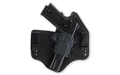 GALCO KINGTUK IWB CLIP HOLSTER RH HYBRID SIG P220,226 BLACK