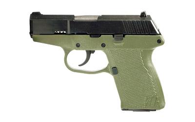 P-11 9MM 10+1 BL/GREEN POLY   -