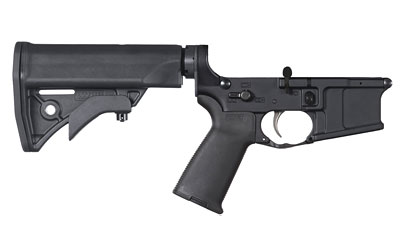 IC LOWER RECEIVER 5.56MM BLK  - COMPLETE LOWER RECEIVER