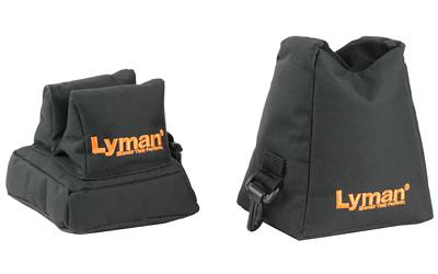 LYMAN CROSSHAIR COMBO SHTING BAG FLD