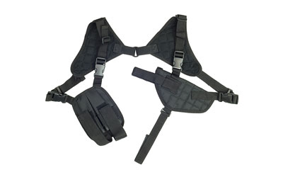 NCSTAR AMB SHOULDER HOLSTER BLK