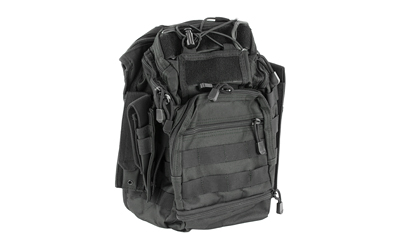 NCSTAR VISM FIRST RESP UTL BAG BLK