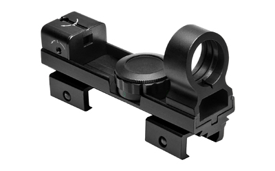 NCSTAR RED/GRN DOT RFLX SIGHT BLK