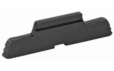 Rival Arms RA80G001A Slide Lock  Extended Black QPQ Case Hardened Stainless Steel for Glock Gen3-4