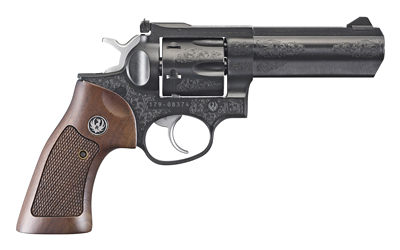 RUGER GP100 DELUXE 4