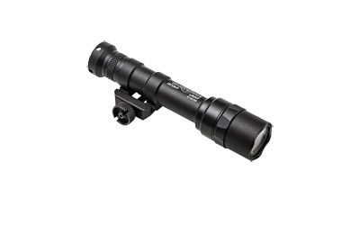 SureFire M600UZ68BK M600U Scout Light Rifle/Carbine White LED 1000 Lumens Black Hardcoat Anodized Aluminum
