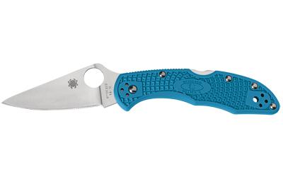SPYDERCO DELICA 4 LTWT BLUE