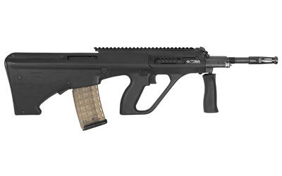Steyr AUGM1BLKH2 AUG A3 M1 with Extended Rail Semi-Automatic 223 Remington/5.56 NATO 16.375