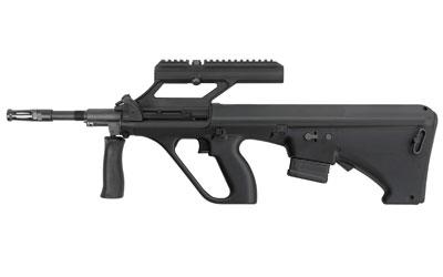 Steyr AUGM1BLK03 AUG A3 M1 with 3x Optic Semi-Automatic 223 Remington/5.56 NATO 16.375