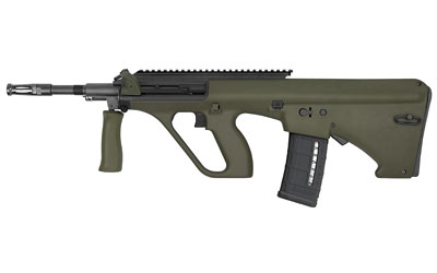 Steyr AUGM1GRNNATOL2 AUG A3 M1 with Extended Rail Semi-Automatic 223 Remington/5.56 NATO 16.375