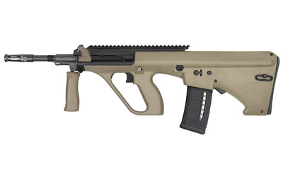 Steyr AUGM1MUDNATOL2 AUG A3 M1 with Extended Rail Semi-Automatic 223 Remington/5.56 NATO 16.375